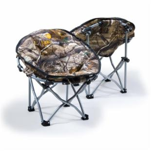 Lucky Bums Moon Chair - Camo APHD - Medium