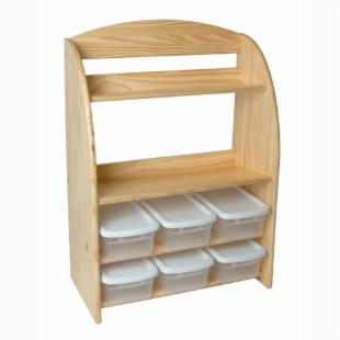 Little Colorado Bookcase Organizer