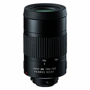 Leica 25-50x Aspheric Wide-Angle Zoom Eyepiece for Televid Spotting Scopes