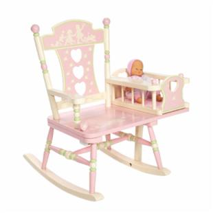 Levels of Discovery RockaMyBaby Rocking Chair with Sound