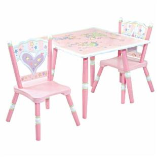 Levels of Discovery Fairy Wishes Table &amp; 2 Chair Set