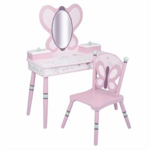 Levels of Discovery Sugar Plum Bedroom Vanity Set