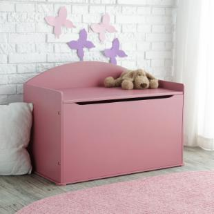 Levels of Discovery Toy Bench - Pink