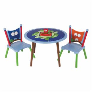 Levels Of Discovery Owls Set of 2 Chairs