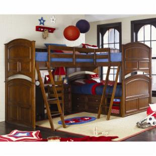 Deer Run Tri - Bunk Bed