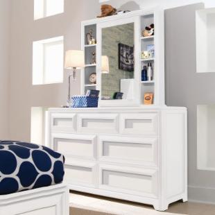 Elite Reflections 7 - Drawer Dresser