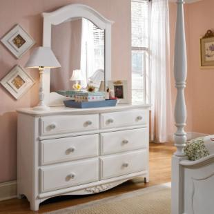 Lea Haley 6 Drawer Dresser