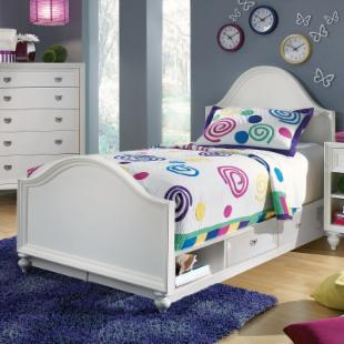 Elite Zoe Panel Storage Bed