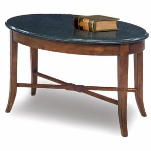 Solid Granite Top Coffee Table