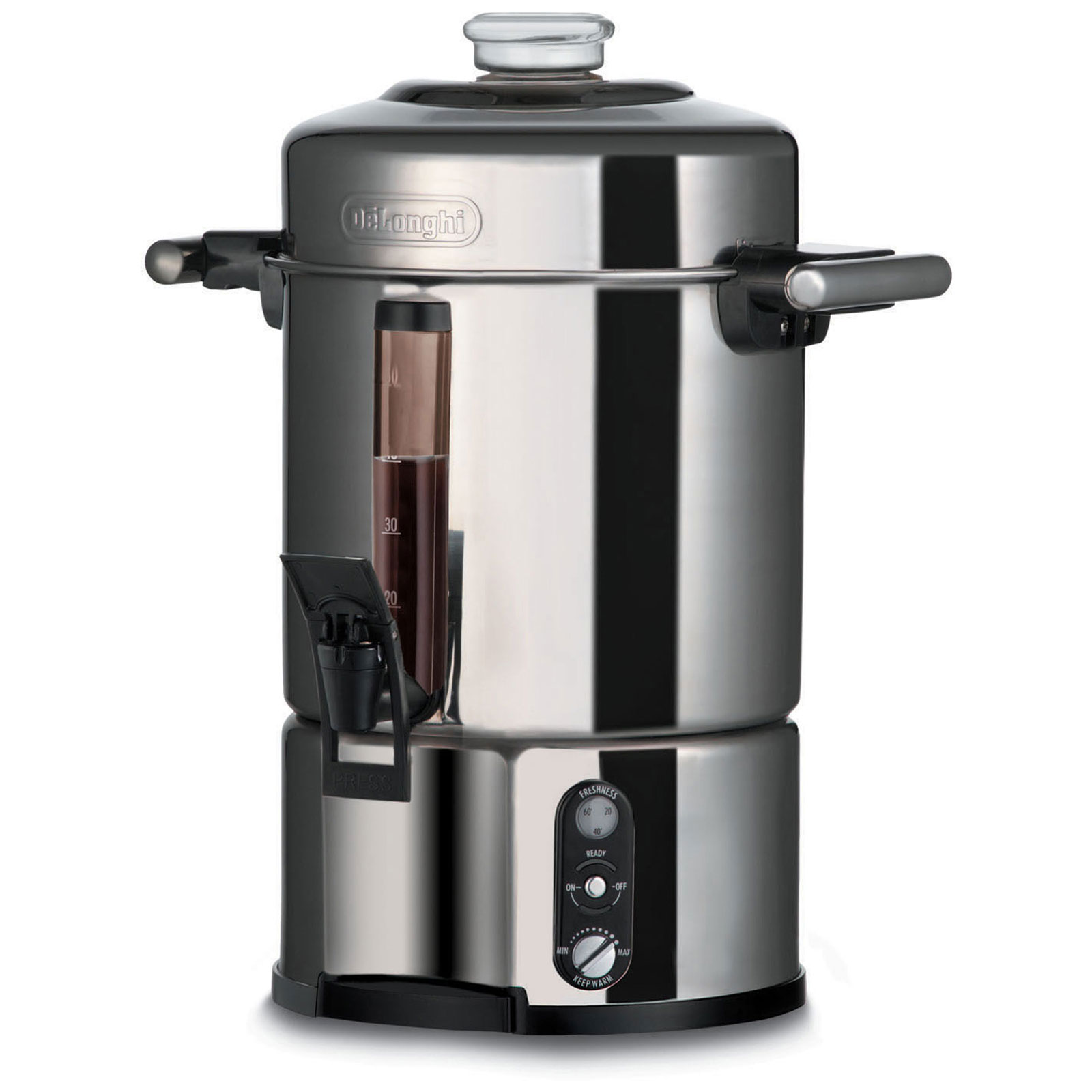 Delonghi Coffee Maker 60 Cup : DeLonghi DCU500T 20-50 Cup Coffee Urn at Hayneedle