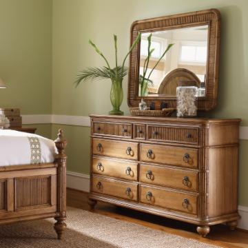 Tommy Bahama Lexington Home Brands Beach House Biscayne Drawer Dresser
