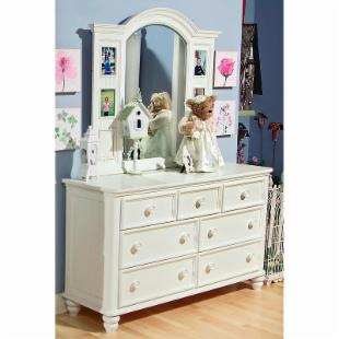 Summer Breeze 7-Drawer Dresser