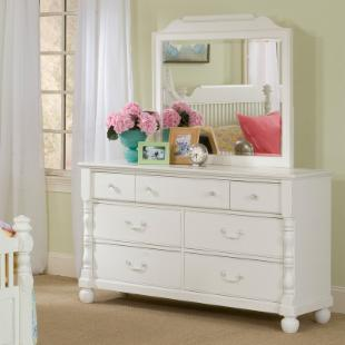 Olivia 7 Drawer Dresser