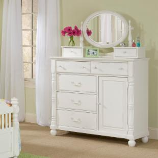 Olivia 5 Drawer Dresser