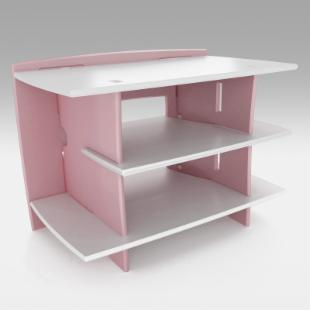 Legare Strawberry TV Stand