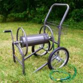 Liberty Garden 2-Wheel Hose Reel Cart