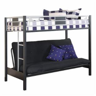 Arlington Twin over Futon Bunk Bed