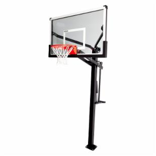 Lifetime Mammoth 60 Inch Tempered Glass Basketball System