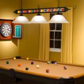  Bartley Pool Table Light