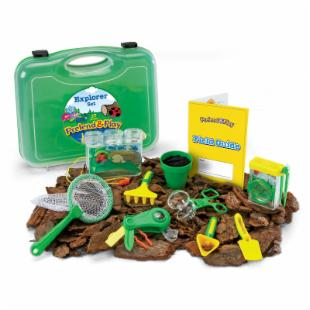 Learning Resources Pretend &amp; Play Explorer Set