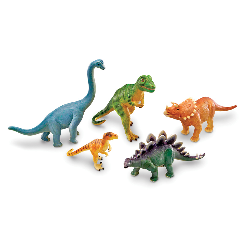 Dinosaurs Toys R Us : Learning resources jumbo dinosaurs playsets toy