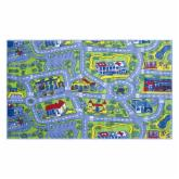  L.A. Rugs Driving Time Kids Area Rug