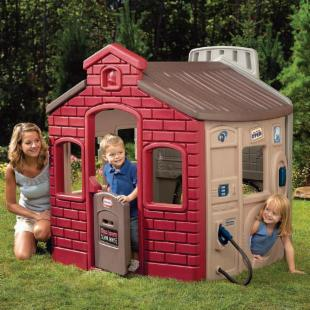 Little Tikes Endless Adventures Tikes Town Plastic Playhouse