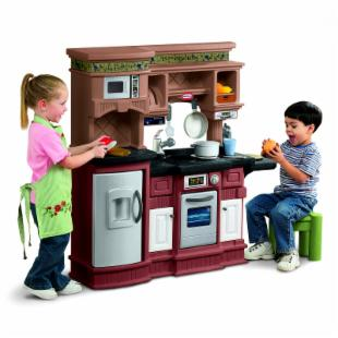 Little Tikes Gourmet Prep n Serve Play Kitchen