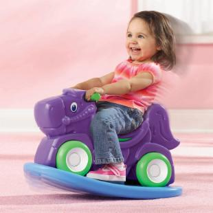 Little Tikes Rock and Scoot Horse
