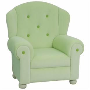 Kids Arm Chair - Green