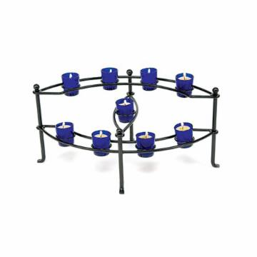 Votive Fireplace Candelabra