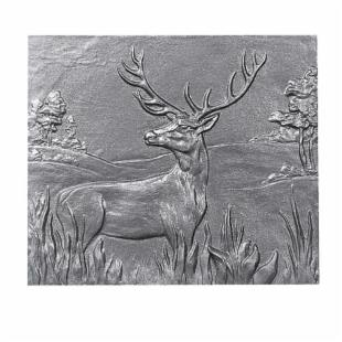 Natural Iron Stag Fireback