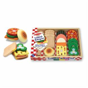 Melissa and Doug Sandwich-Making Set