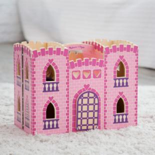 Melissa and Doug Fold & Go Princess Castle