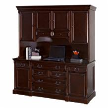  Mount View Credenza-Hutch by Kathy Ireland
