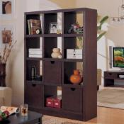 Martin Furniture Ashbury Bookcase Room Divider by Kathy Ireland