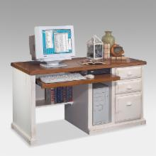  Southampton Computer Desk by Kathy Ireland - White