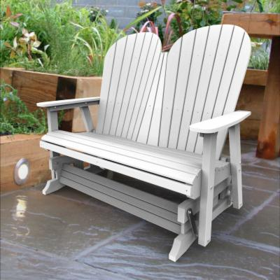 Malibu Outdoor Living Adirondack Double Glider