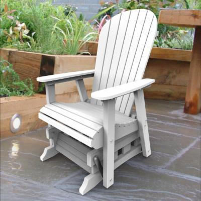 Malibu Outdoor Living Adirondack Single Glider