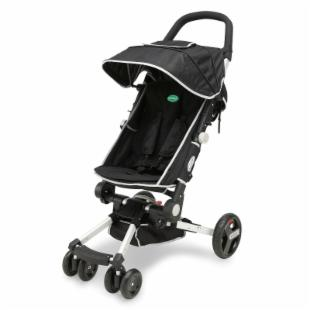 QuickSmart Easy Fold Stroller Comfort Pack - Black