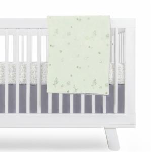 Babyletto Tranquil Woods 2-in-1 Play Blanket