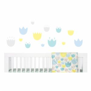 Babyletto Tulip Garden Wall Decal - Set of 2