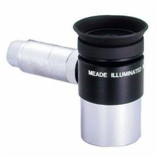 Meade MA 12mm Illuminated Reticle Telescope Eyepiece 1.25 Inch Wireless