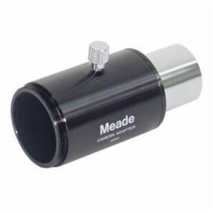 Meade Basic Camera Telescope Adapter/Eyepiece Projection Adapter