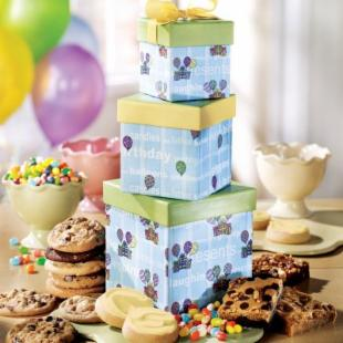 Mrs. Fields® Birthday Bundle of Treats