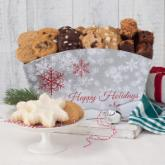 Mrs. Fields Holidays Cookie and Brownie Crate