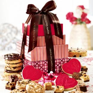 Mrs. Fields® Valentine's Traditional Gift Bundle