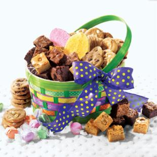 Mrs. Fields Easter Delights Gift Basket