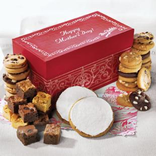 Mrs. Fields Mom&#39;s Delicious Decadence Gift Box