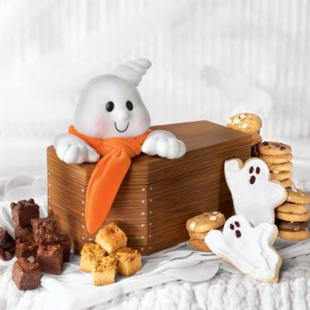 Mrs. Field's Ghost in the Graveyard Cookies & Treats Gift Set